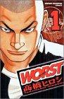 WORST 1 (少年チャンピオン・コミックス)